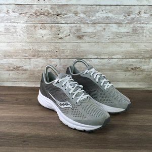 Saucony Grid Womens 6 Black Gray Ombre Sneaker